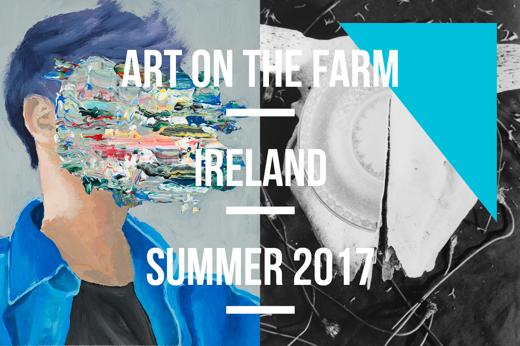 Art on the Farm, Ireland, Summer 2017